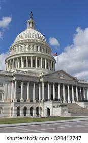 United States Capitol, Washington DC.