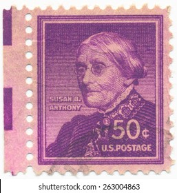 Susan B Anthony Dollar Piece UNITED STATES