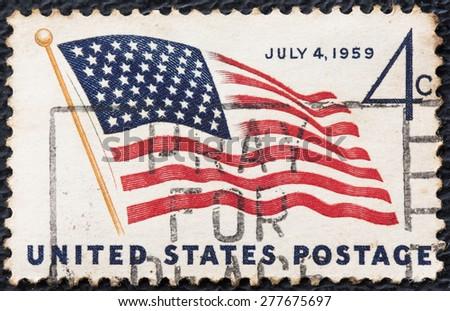 9bbe24efe6ec UNITED STATES CIRCA 1959 United States Stock Photo (Edit Now ...