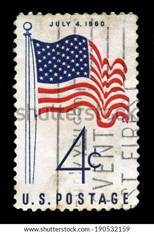 6dfddcd13071 UNITED STATES CIRCA 1960 United States Stock Photo (Edit Now ...