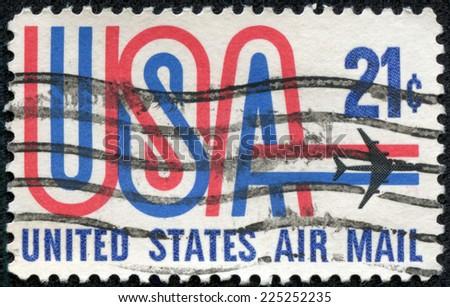UNITED STATES CIRCA 1984 Stamp Printed Stock Photo Edit Now