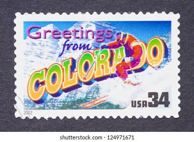 Colorado Stamp Stock Photos Images Photography