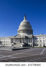 United States Congress Building, Capitol, Washington, DC, USA.