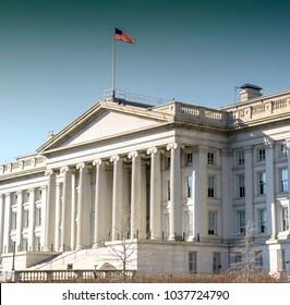 United States Department of the Treasury, Washington, DC