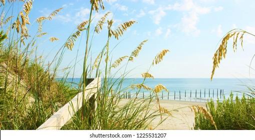 United States east coast beautiful Corolla, NC