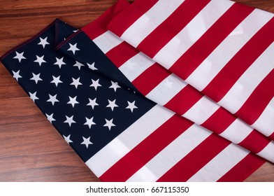 United States flag. American symbol. Independence day. USA celebrate 4th July.