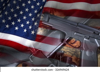United States Gun Laws - Guns and weapons