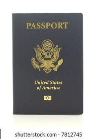 United States passport.