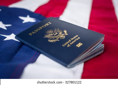 United States Passport for Travel