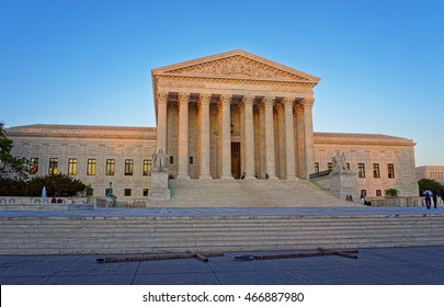 United States Supreme Court Building is located in Washington D.C., USA. It is the seat of the Supreme Court. It was built in 1935. Architect of the building was Cass Gilbert.