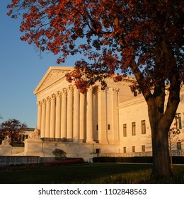 The United States Supreme Court - Washington D.C. United States of America