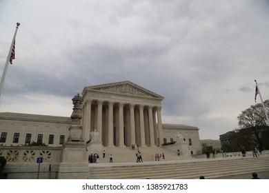 UNITED STATES SUPREME COURT, WASHINGTON DC