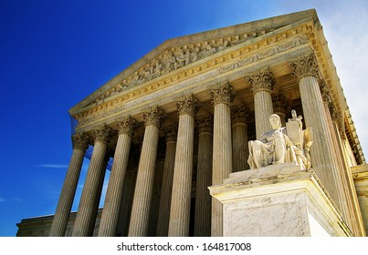 The United States Supreme Court in Washington, DC