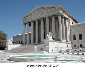 United States Supreme Court in Washington, DC.