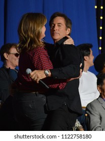 """Universal City, CA/USA - November 14, 2015: Actors Deidre Hall and Drake Hogestyn from Days of Our Lives attend """"Day of Days."""""""