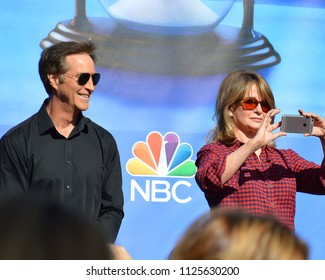 """Universal City, CA/USA - November 14, 2015: Actors Drake Hogestyn and Deidre Hall from Days of Our Lives attends """"Day of Days."""""""