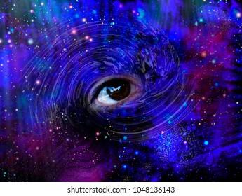 Universe, third eye