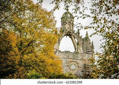 University of Aberdeen, King's college chapel, Aberdeen, Scotland