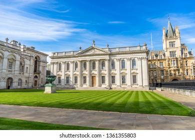 University of Cambridge, The Old Schools