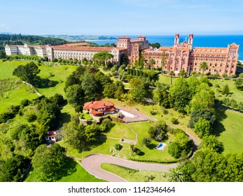 University Center or Comillas Pontifical University or Universidad Pontificia is a private university in Comillas, Spain