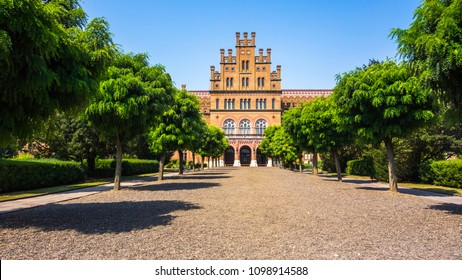 University in Chernivtsi, Ukraine
