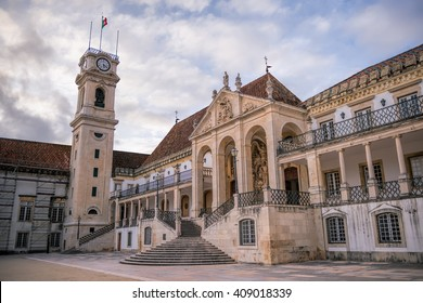The University of Coimbra is a Portuguese public university in Coimbra, Portugal.