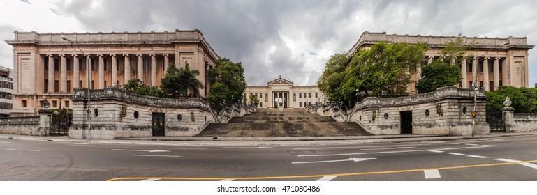The University of Havana, Cuba