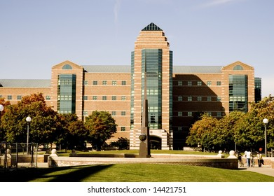 University of Illinois in Champaign - Beckman Institute.