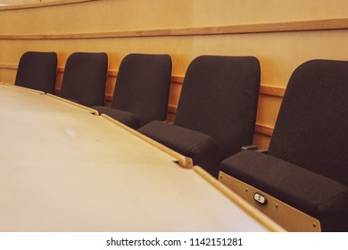 University Lecture Hall Seats
