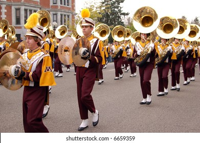 University of Minnesota Marching Band