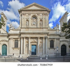 The University of Paris known as the Sorbonne.