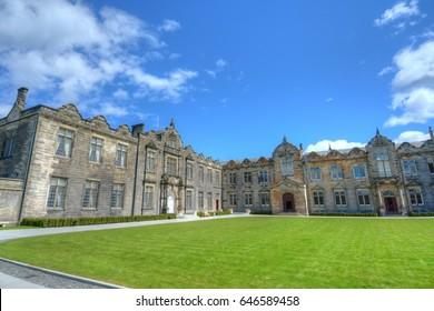University of St. Andrews in St. Andrews, Scotland.