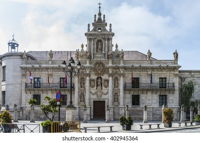 University in Valladolid