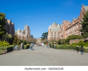 University of Washington is a public research university located in Seattle, Washington.
