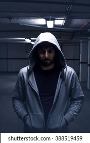 Unknown hooded