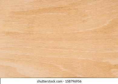 Unmarked and unscratched wood board texture