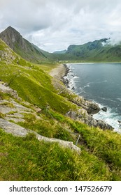Unnstad community, Lofoten Norway
