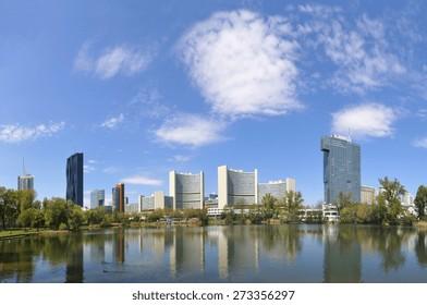 Uno City, Donau City, Vienna