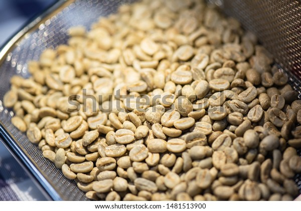 Unroasted Coffee Beans >> Unroasted Coffee Beans Green Coffee Beans Nature Food And