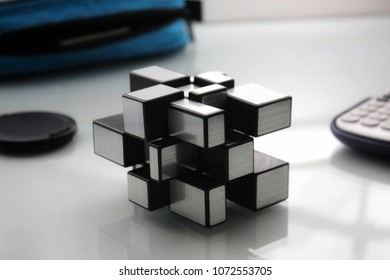 Unsolved magic cube