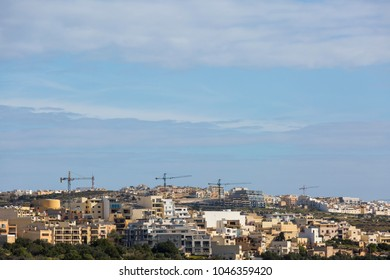 Unsustainable development in the small island of Malta