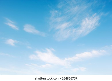 Unusual abstract background sky