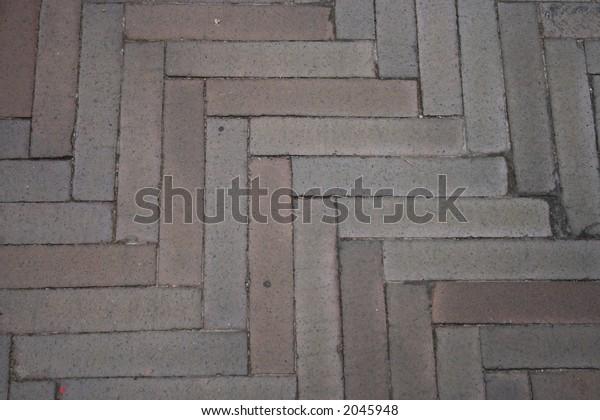 unusual brick background