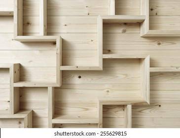 unusual shelves