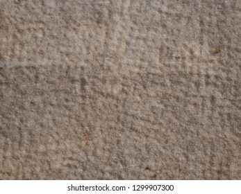 Unusual surface, combinations of marble and sand, pastel colors, texture similar to woven wool