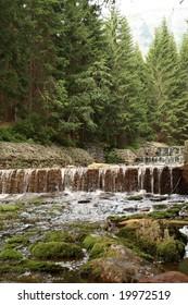 Upa River in Krkonose Mountains
