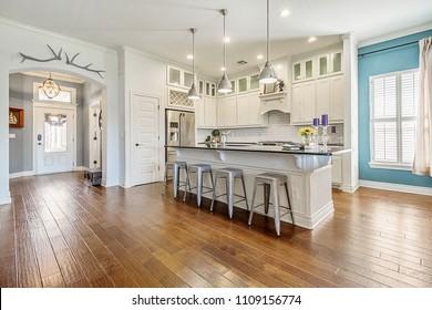 Updated New Kitchen Interior Design Remodel