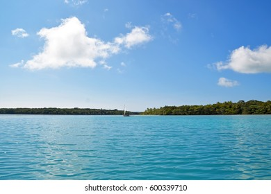 Upi Bay, Isle of Pines, New Caledonia, South Pacific Ocean