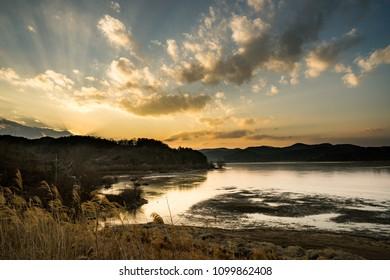 upo wetland, South Korea