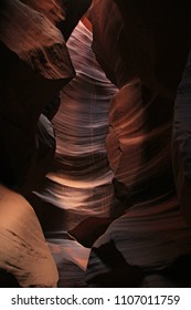 Upper Antelope Canyon, Page, Arizona, United States